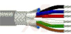 Cable; 9 cond; 22 AWG; Strand (7X30); Foil+braid shielded; Chrome jkt; 100 ft. -- 70005305 -- View Larger Image