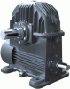 Heavy Duty Worm Gearboxes -- Series ER