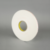 3M VHB Tape 4950 Acrylic Foam White 0.5 in x 36 yd Roll -- 4950 1/2IN X 36YDS -Image