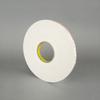 3M VHB Tape 4950 Acrylic Foam White 0.5 in x 36 yd Roll -- 4950 1/2IN X 36YDS