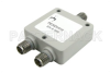 2 Way SMA Power Divider from 2 GHz to 4 GHz Rated at 30 Watts -- PE20DV016 -Image