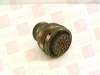 AMPHENOL 62IN-16A-16-23S-E01 ( CONNECTOR MILITARY STYLE 23PIN FEM ) -- View Larger Image