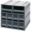 Interlocking Storage Cabinets (QIC Series) - Cabinets - QIC-8224