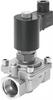 VZWF-L-M22C-N2-500-V-3AP4-6-R1 Solenoid valve -- 1492397-Image