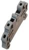 EATON CUTLER HAMMER - XBAES35N - END STOP, 35MM, SNAP ON MT -- 846662