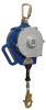 DBI-SALA Sealed-Blok Blue Self-Retracting Lifeline - 50 ft Length - 840779-07252 -- 840779-07252