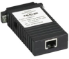 Async RS-232 to RS-485 Interface Bidirectional Converter with Opto-Isolation, DB25 Female to RJ-45 -- IC526A-F