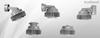 LED Weatherproof Lighting Fixture -- V100-LED VAPRP Series