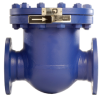 Flanged or Weld End Swing Check Valve -- STAAL 40 AKK/AKKS