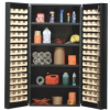 """Heavy-Duty All-Welded Storage Cabinets - 36"""" Wide - QSC-36-96-4IS - Image"""