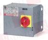 SCHNEIDER ELECTRIC 9070-SK250G1 ( SQUARE D, 9070-SK250G1, 9070SK250G1, TRANSFORMER DISCONNECT, 250VA, 240/480V - 120V ) -Image
