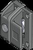 Cam Lock -- 1076 - Image