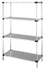 METRO Corrosion-Resistant Shelving Components -- 5428100 - Image