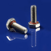 SEELBOLTS® Type ST Hexagon Head Bolts -- 3/8-16UNC-2A