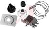 Thermostat; General Purpose; 125/250 VAC; 20 A; SPDT; 1500 VAC per 1 Minute -- 70098709