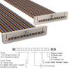 Rectangular Cable Assemblies -- M3DDK-6018R-ND -Image