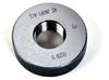 M10x1.5 6g Left Hand Go Thread Ring Gauge -- G1215RGL - Image