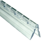Clear Acrylic DR Piano Hinge -- 44111 -- View Larger Image