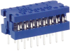 Rectangular Connectors - Board In, Direct Wire to Board -- CDP16S-ND