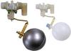 Float Valve, DN 13, Float Ball -- 21.013.126, 1