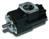 T6 Series Hydraulic Fixed Displacement Vane Pump -- 024-44353-0 - Image
