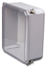 PVC Square Junction Box -- DSCC100806HLL - Image