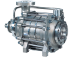 Horizontal, Radially-split, Product-lubricated, Multistage Ring-section Pump -- HGM-RO
