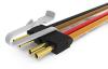 Strip Connector Off The Shelf - Type PreWired -- A25000-004 - Image