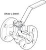 Reduced Bore Ball Valve -- M40Vi ISO - Image