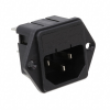 Power Entry Connectors - Inlets, Outlets, Modules -- 2057-IEC-J-4-150-ND