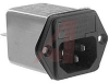 SINGLE PHASE IEC-INLET 15 A PEM, WITH FUSES FAST ON -- 70027733
