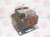 GENERAL ELECTRIC 760X34G6 ( TRANSFORMER TYPE JVA-O PRI:480V SEC:120V 4:1RATIO ) -Image