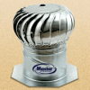 Attic Exhaust Vent -- Master Flow Rotary Turbine Vents (Exhaust)