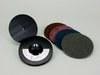 3M Scotch-Brite 915S Non-Woven Sanding Disc Set - Coarse, Medium, Very Fine, Super Fine Grade(s) Included - 5 in Diameter Included - 08713 -- 048011-08713 - Image