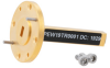 2 Watts Low Power Instrumentation Grade WR-19 Waveguide Load 40 GHz to 60 GHz, Oxygen Free Hard Copper -- PEW19TR0001 - Image