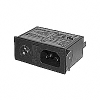 Power Entry Connectors - Inlets, Outlets, Modules -- Q480-ND -Image