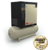 Rotary Contact-Cooled Air Compressors -- Small Rotary Screw Air Compressors