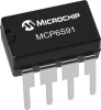 Amplifier -- MCP6S91 -Image