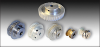 1 mm Pitch, 18 Teeth, Aluminum Alloy Timing Pulley -- A 6A18M018DF3002 - Image
