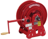 Heavy Duty Bevel Crank Twin Hydraulic Hose Reel Series 30000 -- BA36112 L