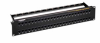 CAT6 Feed-Through Patch Panel - Unshielded, 48-Port -- JPM820A