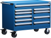 Heavy-Duty Mobile Cabinet (Multi-Drawers) -- R5GHE-3005 -Image