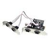 StarTech.com 4 Port Native PCI Express RS232 Serial Adapter -- PEX4S553