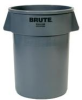 Rubbermaid Brute® 44-Gallon Container - 2643 (Gray) -- RM-2643GRA