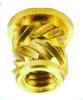 B2U Ultrasonic Brass Insert - Metric -- B2U-610-7.6