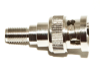 Adapter BNC to SMA Nickel Plated -- BU-P4289-NS - Image