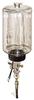"(Formerly B1743-7X-.25NY-120/60), Electro Chain Lubricator, 1/2 gal Polycarbonate Reservoir, 1/4"" Round Brush Nylon, 120V/60Hz -- B1743-064B1NR11206W -- View Larger Image"