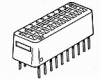 TE Connectivity 1-161390-7 DIP Switches -- 1-161390-7 - Image
