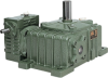 Casting Iron Worm reducers Metric Dimension -- Series EO