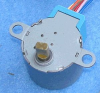 Stepper Gear Motor -- SGM35-20-85 - Image